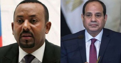 aby ahmed and Abdel Fattah al-Sisi