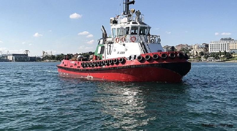 Sanmar tug boat