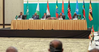 IGAD Summit in Djibouti