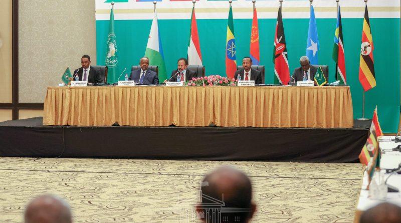 IGAD Summit in Djibouti
