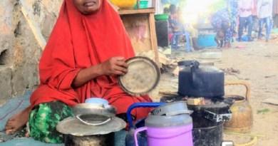 IDP Woman