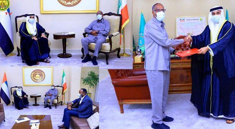 Somaliland and UAE