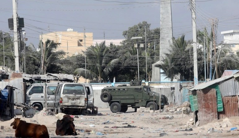 The blast occurred at the Luul Yemeni restaurant near the port on Friday