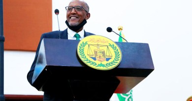 SOMALILAND: President Bihi's 2021 Annual Address to The Bicameral Parliament