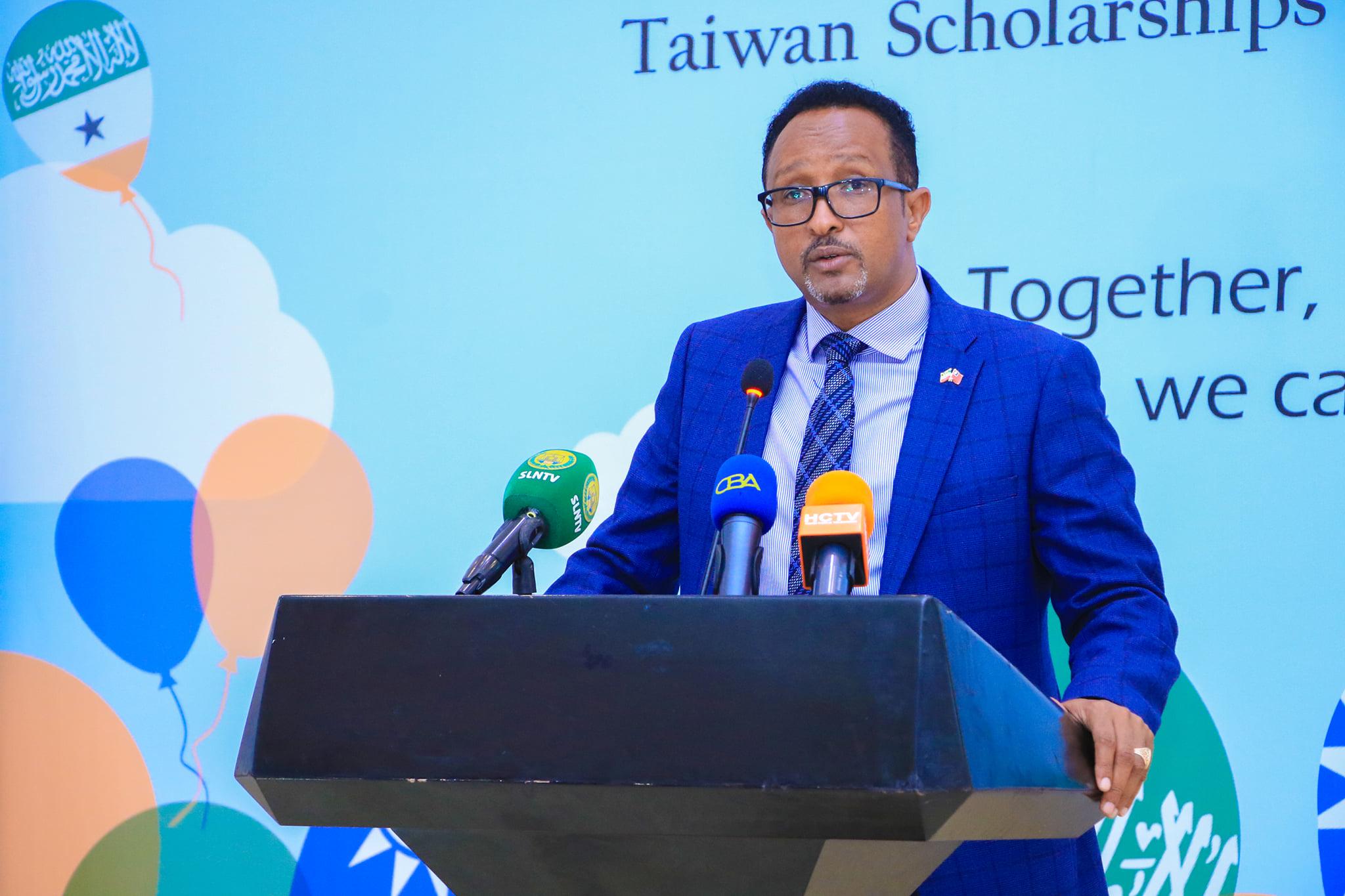 Mayor of Hargeisa, Abdikarim Ahmed Mooge