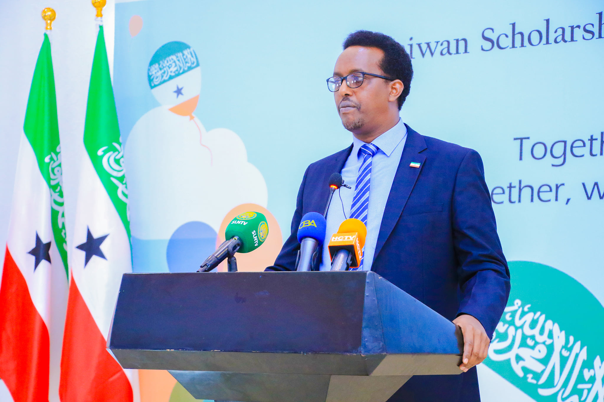 Somaliland Minister of Health