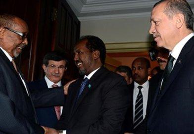 Somaliland-Somalia talks in Turkey