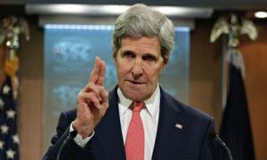 John Kerry makes statement on Ukraine