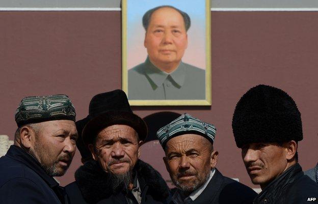 Xianjing muslims (2)