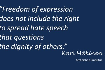 Working group calls for the new Government to define policies for eradicating hate speech