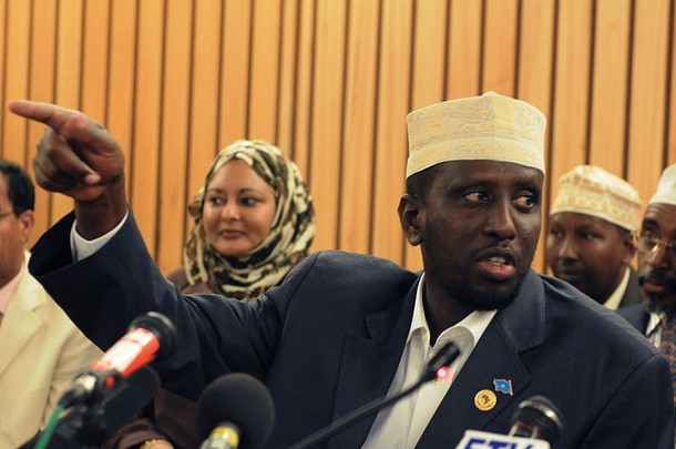 SOMALIA-SHARIF