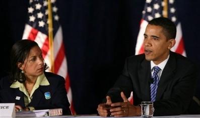 barac obama and susan rice