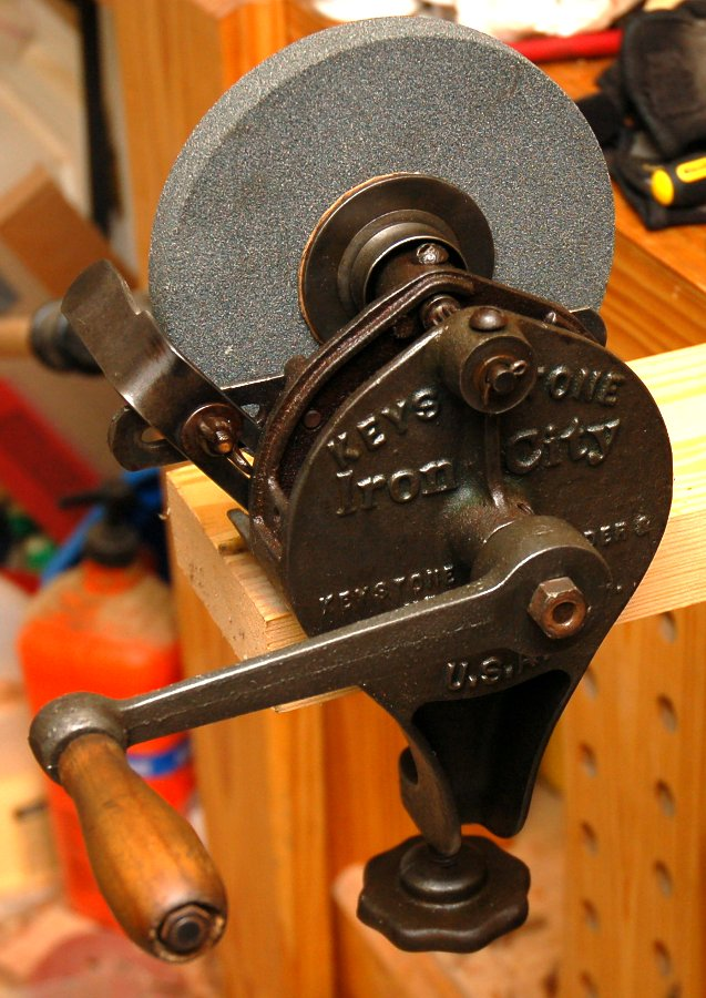 Hand Cranked Grinder Reassembly And Use A Blog Devoted