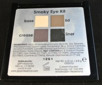 glo minerals eye shadow quad - somanylovelythings
