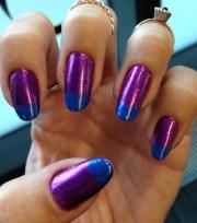 heart nails lovely