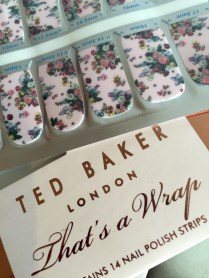 ted baker that's a wrap - somanylovelythings