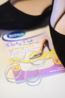 Scholl Party Feet Invisible Gel Sore Spots