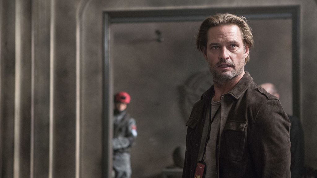 Josh Holloway (Will Bowman) stars in Season2, Episode 5 of Colony. Photo Credit: USA Network