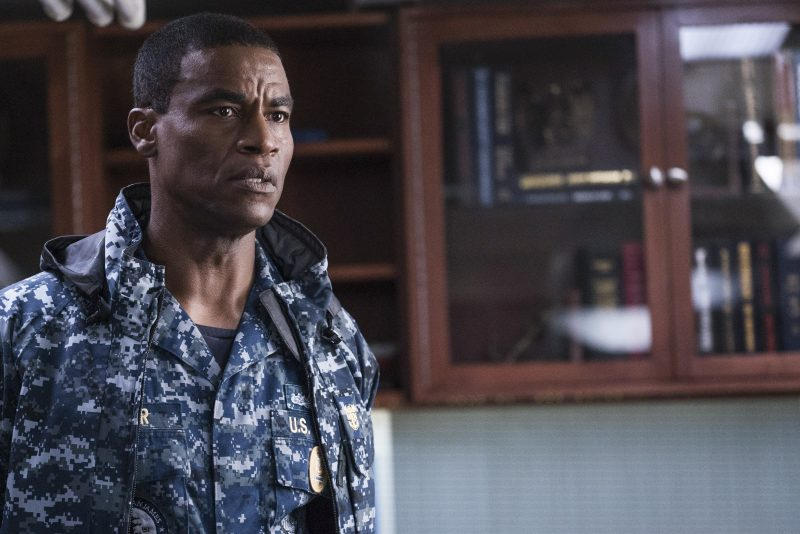The Last Ship 406 - Master Chief Jeter (Charles Parnell)
