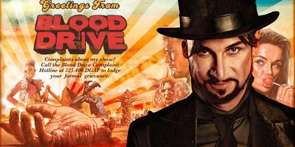 SMS Radio: Blood Drive