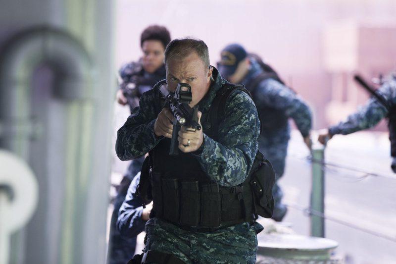 The Last Ship Season 4 Finale - 410 - Endgame - Captain Slattery (Adam Baldwin)