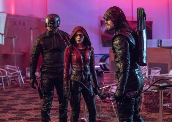 Arrow Episode 15