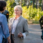 Maggie Greene (Lauren Cohan) and Georgie (Jayne Atkinson) in Episode 12 Photo by Gene Page/AMC