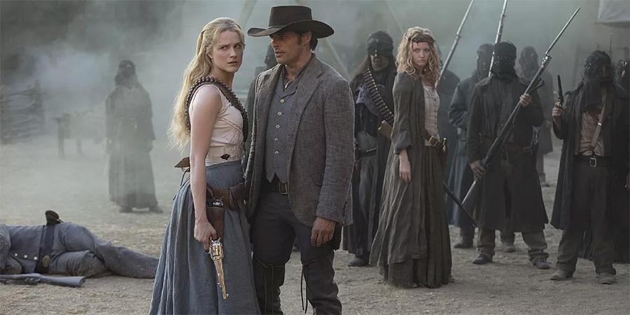 Westworld Season 2 Episode 3