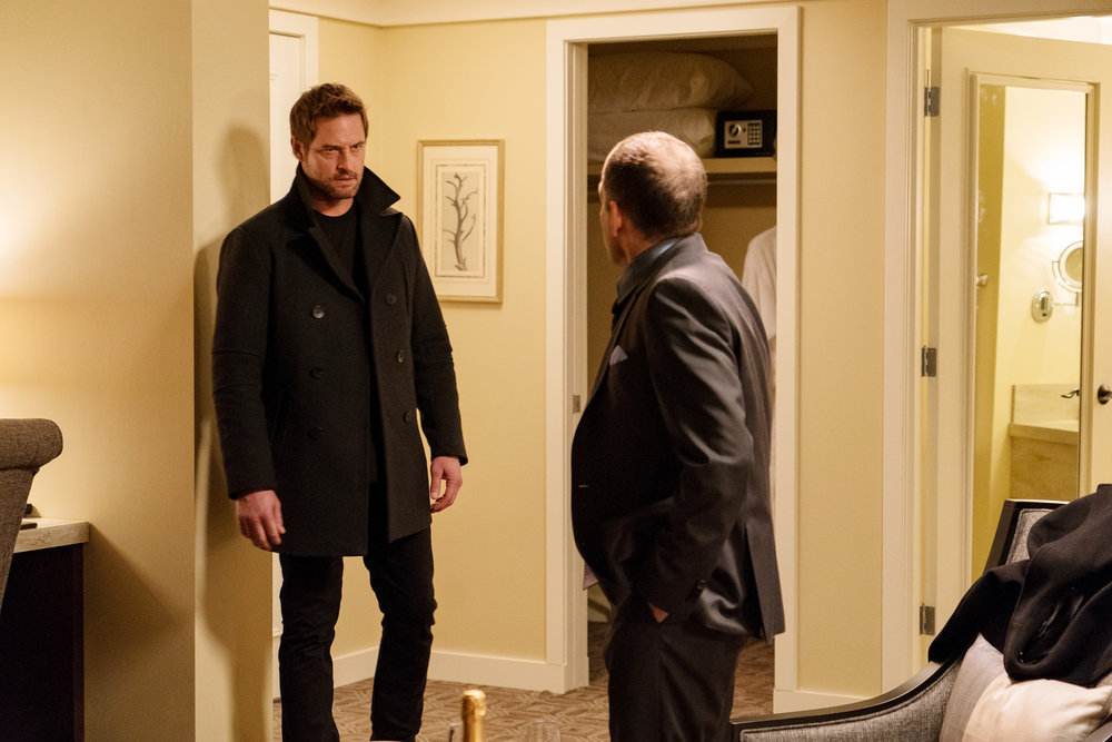 """COLONY -- """"The Big Empty"""" Episode 309 -- Pictured: Josh Holloway as Will Bowman -- (Photo by: Daniel Power/USA Network)"""