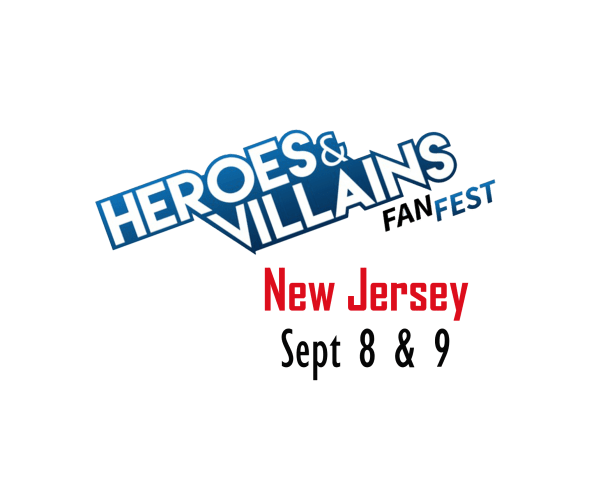 heroes and villains fan fest