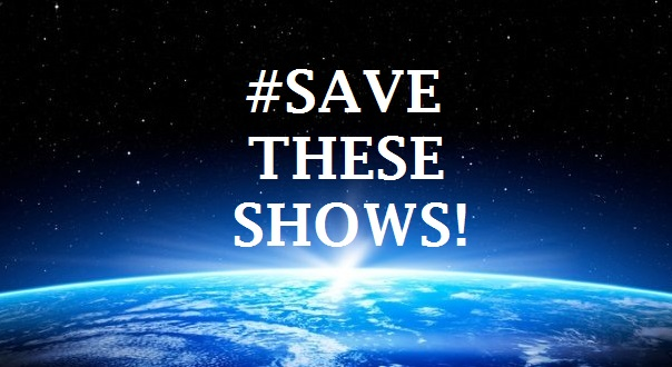 THE RESULTS ARE IN: Save These Shows! - So Many Shows!