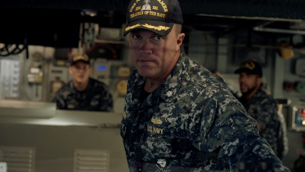 The Last Ship 502 - Fog of War - Mike Slattery (Adam Baldwin)
