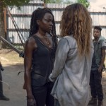 'THE WALKING DEAD' episode 906 with Tameche and Tracey Podcast