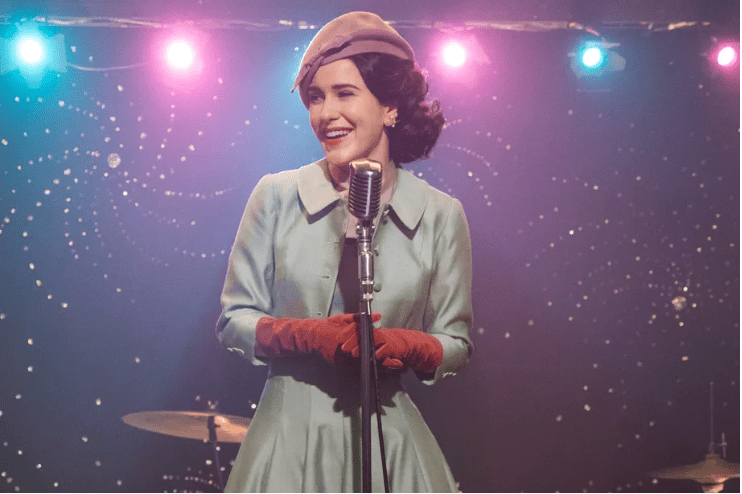 The Marvelous Mrs. Maisel 201+202