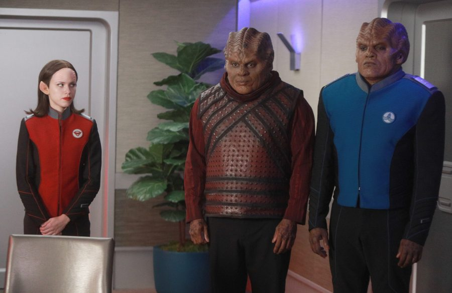 Image result for the orville primal urges
