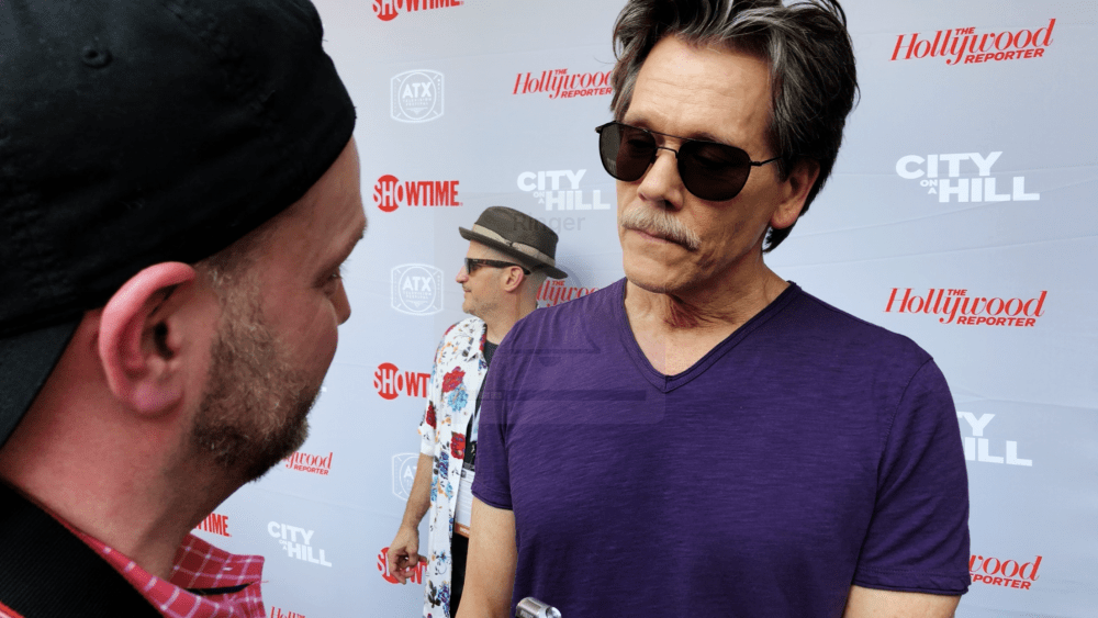 Kevin Bacon Interview - ATX TV Festival 2019