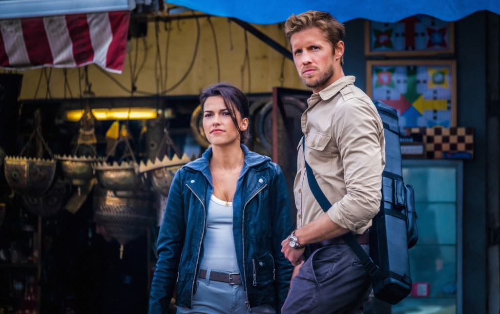 blood and treasure episode 8