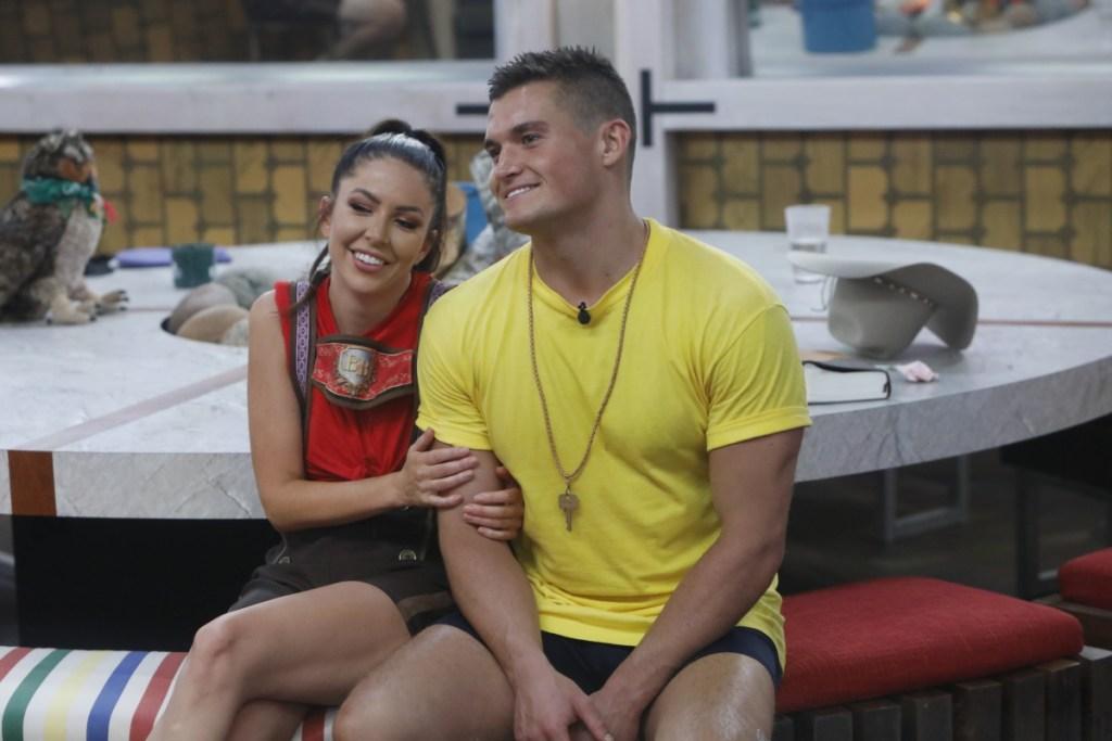 Big Brother 21 week 8