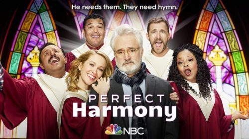 "PERFECT HARMONY -- Pictured: ""Perfect Harmony"" Key Art -- (Photo by: NBCUniversal)"