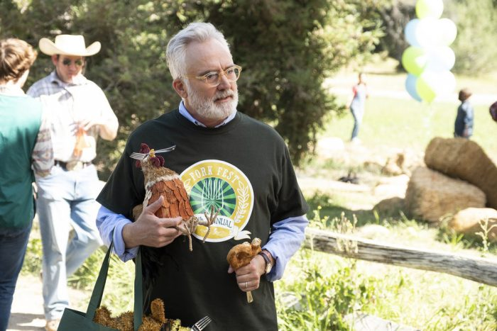 "PERFECT HARMONY -- ""Fork Fest"" Episode 103 -- Pictured: Bradley Whitford as Arthur Cochran -- (Photo by: Justin Lubin/NBC)"