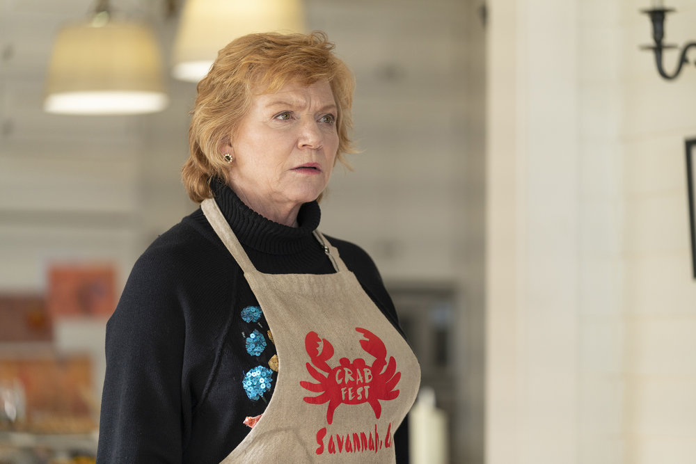 """COUNCIL OF DADS -- """"Tradition"""" Episode 105 -- Pictured: Becky Ann Baker as Patricia -- (Photo by: Seth F. Johnson/NBC)"""