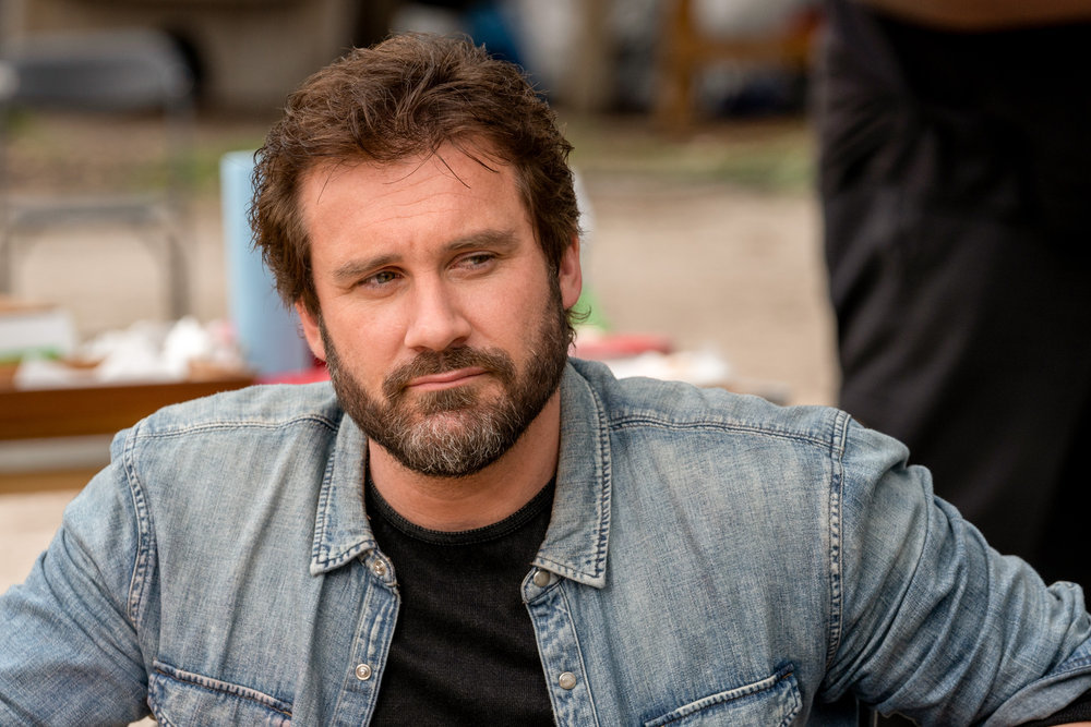 """COUNCIL OF DADS -- """"Fight Or Flight"""" Episode 110 -- Pictured: Clive Standen as Anthony Lavelle -- (Photo by: Seth F. Johnson/NBC)"""