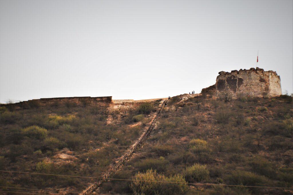 Bhujio Hill, Bhuj
