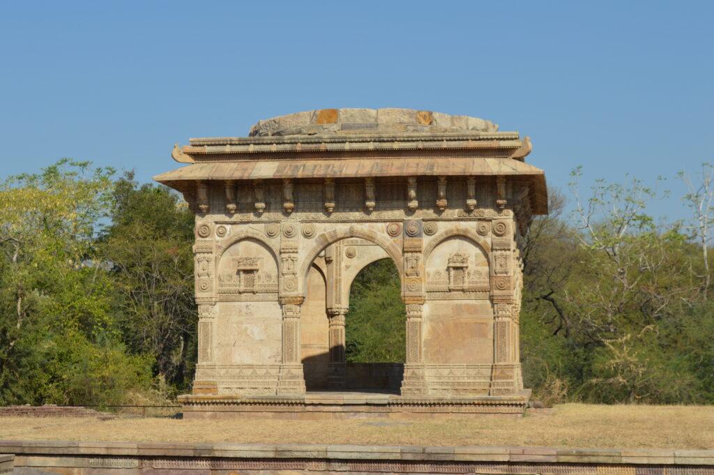 Cenotaph of Nagina Masjid, Champaner Pavagadh