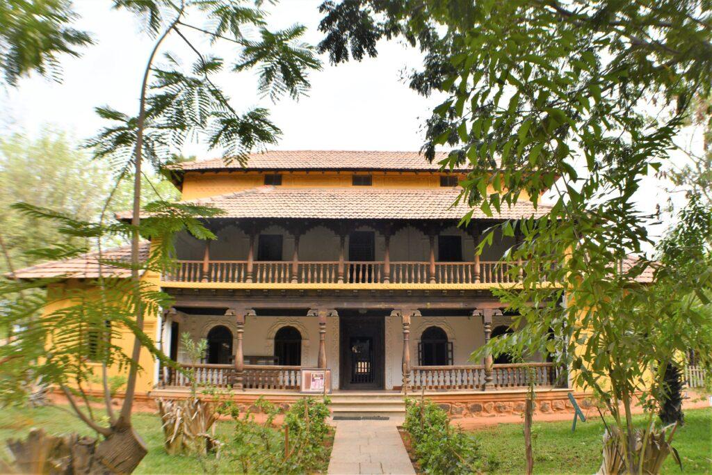 Chikmagalur House of Karnataka at Dakshinachitra