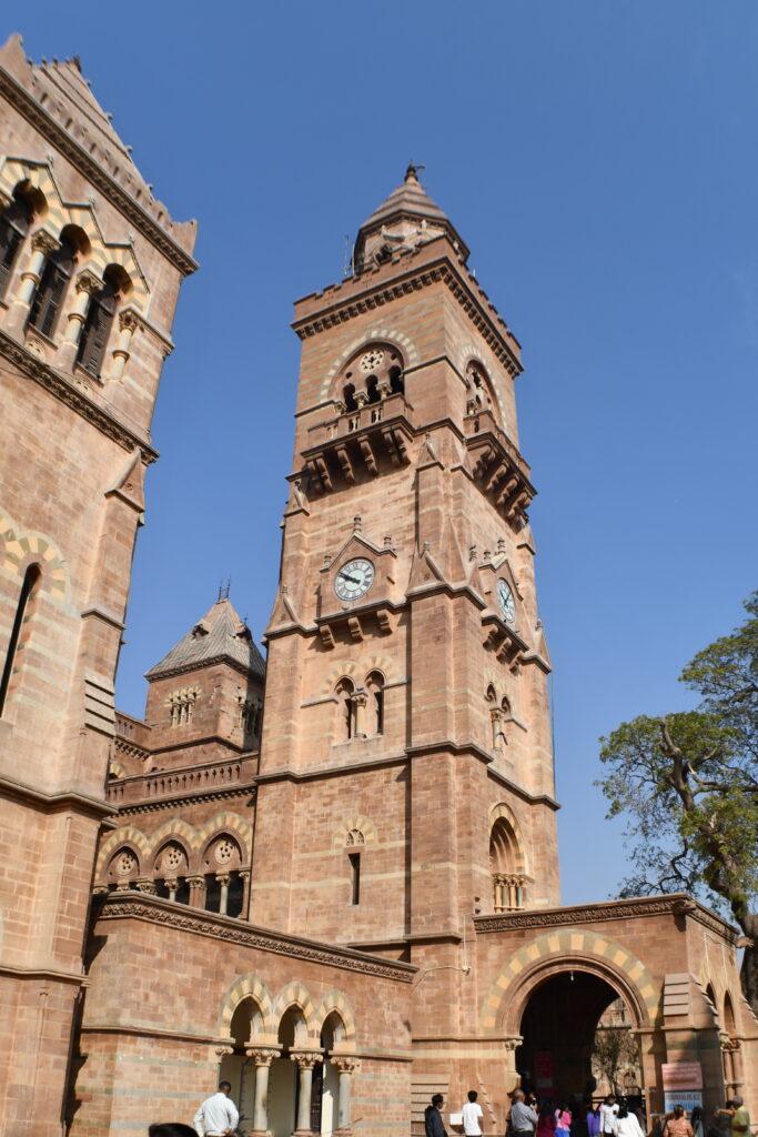 Parag Mahal Clock Tower, Bhuj