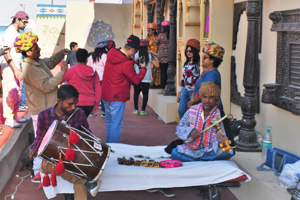 Folk Artists, Rann Utsav