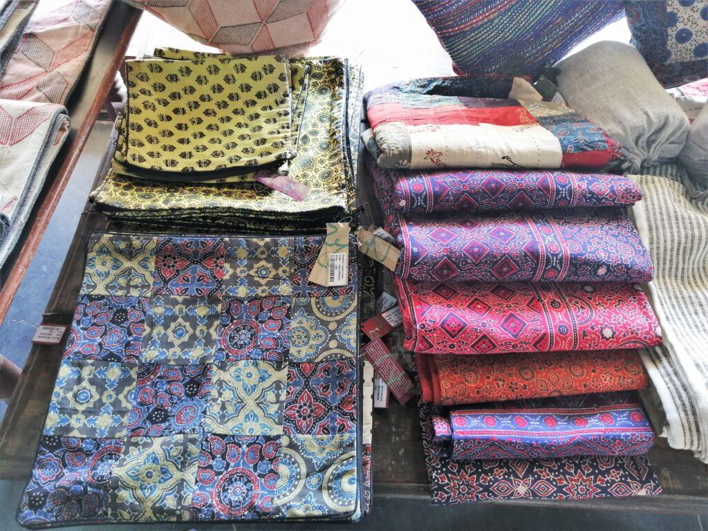 Shopping in Bhuj