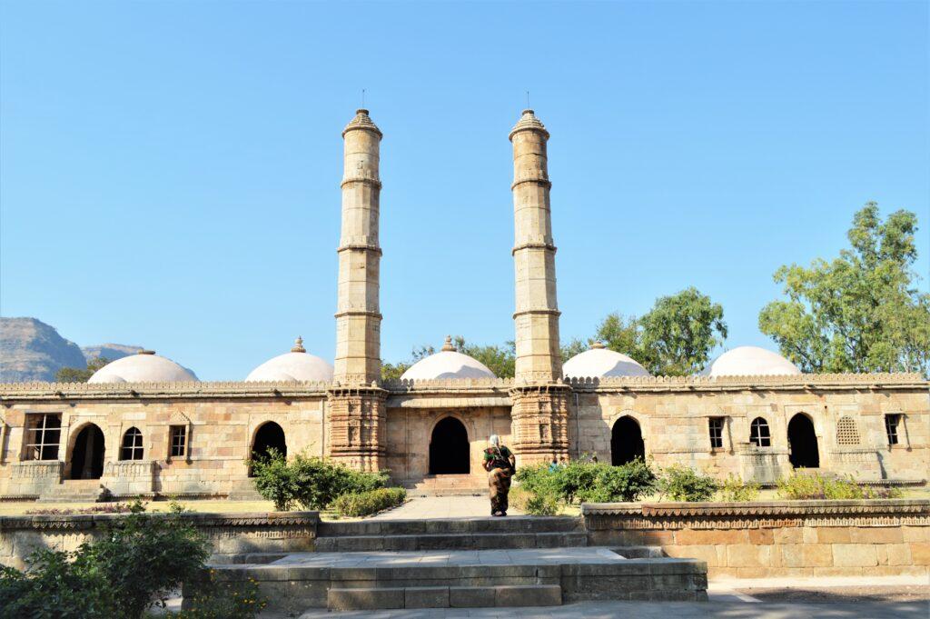 Shaher Ki Masjid, Champaner Pavagadh