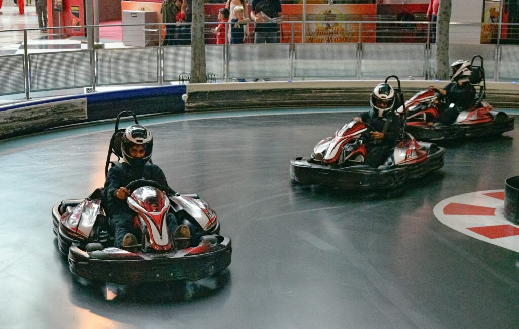 Karting-at-Ferrari-World-Abu-Dhabi